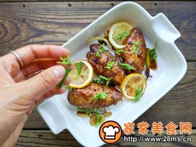 做正宗柠檬干锅鸡翅的图片步骤9