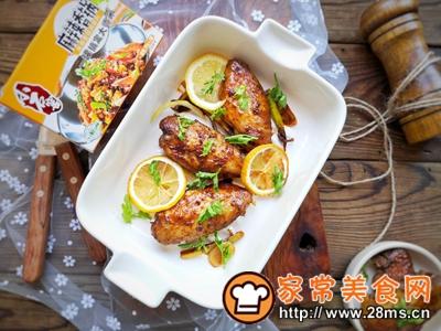 做正宗柠檬干锅鸡翅的图片步骤10