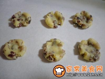 做正宗蛋黄桃酥版玛格丽特饼干的图片步骤16