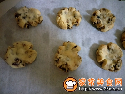 做正宗蛋黄桃酥版玛格丽特饼干的图片步骤17