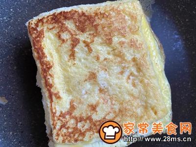 做正宗蛋包三明治的图片步骤5