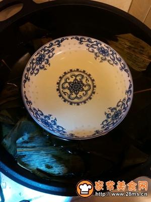 做正宗莲子花生肉粽的图片步骤5