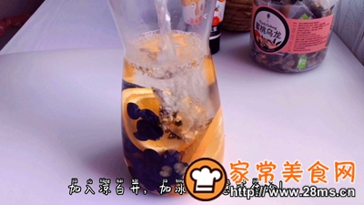 做正宗乌龙蜜桃仙女饮的图片步骤6