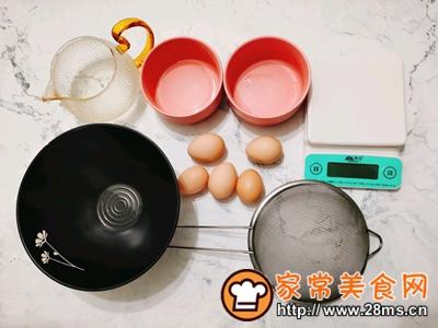 做正宗一周鸡蛋不重样:蒸鸡蛋羹的图片步骤1