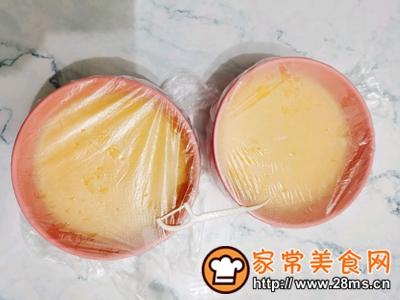 做正宗一周鸡蛋不重样:蒸鸡蛋羹的图片步骤9