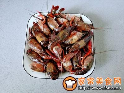 做正宗零失败麻辣鲜香的麻辣小龙虾 的图片步骤1