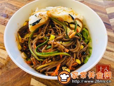 做正宗韩式凉拌荞麦面的图片步骤11