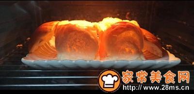 做正宗鸡胸肉蔬菜面包盅的图片步骤6