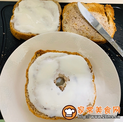 做正宗樱花荔枝酸奶蛋糕的图片步骤2