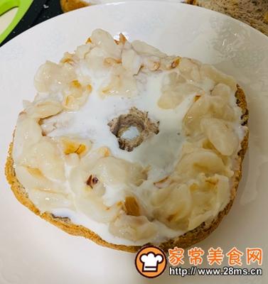 做正宗樱花荔枝酸奶蛋糕的图片步骤3