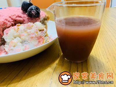 做正宗樱花荔枝酸奶蛋糕的图片步骤7