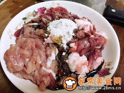 做正宗超级下饭菜子姜肉丝的图片步骤3