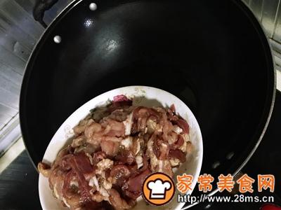 做正宗超级下饭菜子姜肉丝的图片步骤4