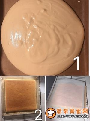 做正宗最适合小白的小四蛋糕卷的图片步骤5
