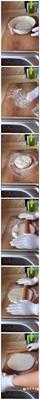 做正宗十分美味的酥皮梅干菜肉饼的图片步骤8
