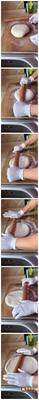 做正宗十分美味的酥皮梅干菜肉饼的图片步骤10