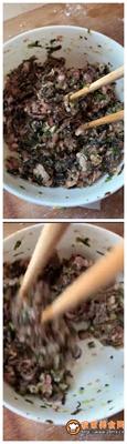 做正宗十分美味的酥皮梅干菜肉饼的图片步骤20
