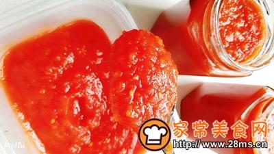 做正宗番茄酱的图片步骤10