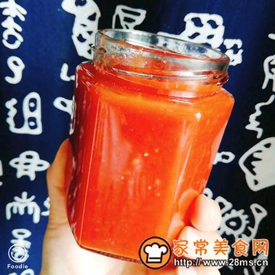 做正宗番茄酱的图片步骤12