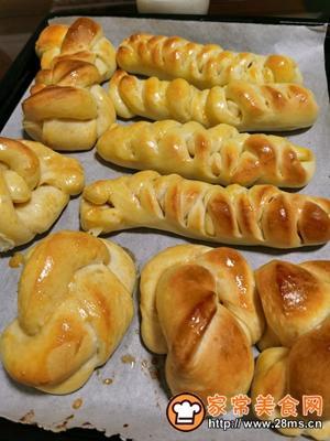 做正宗蜂蜜面包的图片步骤5