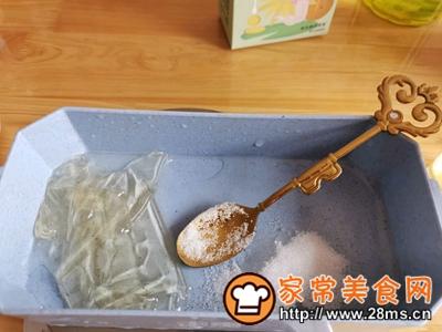 做正宗自制清凉爽滑的珍珠茶冻撞奶的图片步骤8