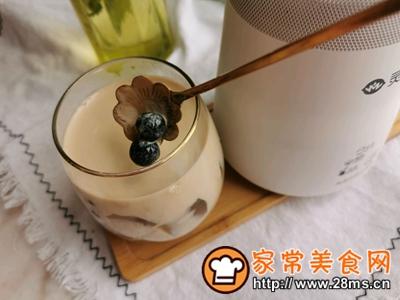 做正宗自制清凉爽滑的珍珠茶冻撞奶的图片步骤13