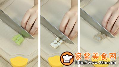 做正宗芹菜虾仁面的图片步骤4