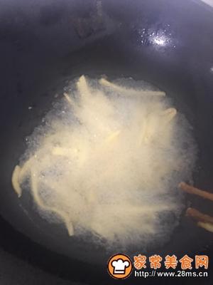 做正宗十分钟炸个薯条的图片步骤7