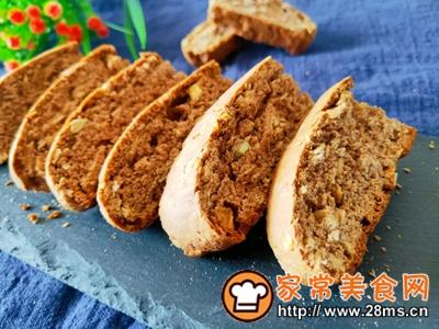 做正宗减脂可可燕麦意式脆饼的图片步骤4