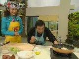 中式汉堡包视频