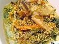 味噌荞麦汤面