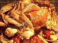 年夜饭香辣蟹