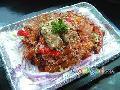 木鱼丝鹅肝烧茄瓜