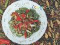 豆椒炒兔片