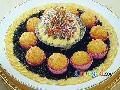 豆蓉麦香鹅肝球