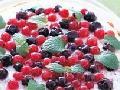蓝莓乳酪慕斯塔