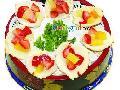 水果面包盏