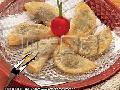 豆沙黄金饺