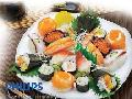 什锦寿丝饭