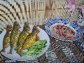 炸鱼蘸马六甲真加洛