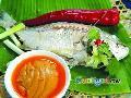 红油怪味酱冻鱼