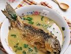 孤岛鲜鱼汤