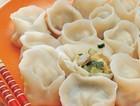 虾仁黄瓜水饺