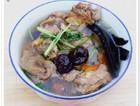灵芝炖鸡汤