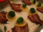 酒香煎咸鱼