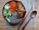 红薯汤粉午餐