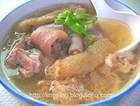 竹荪煲猪尾