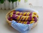 双薯彩虹绳索包