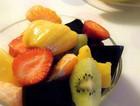 水果拌凉粉