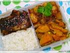 米豆腐白萝卜